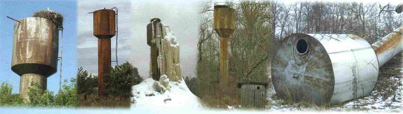 башен Рожновского – это их